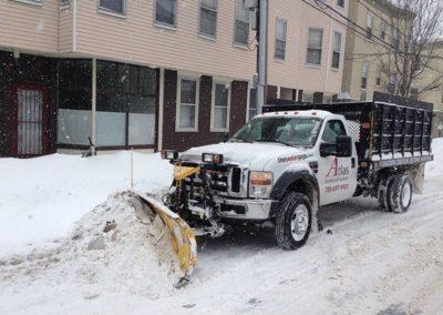Snow Management Photos
