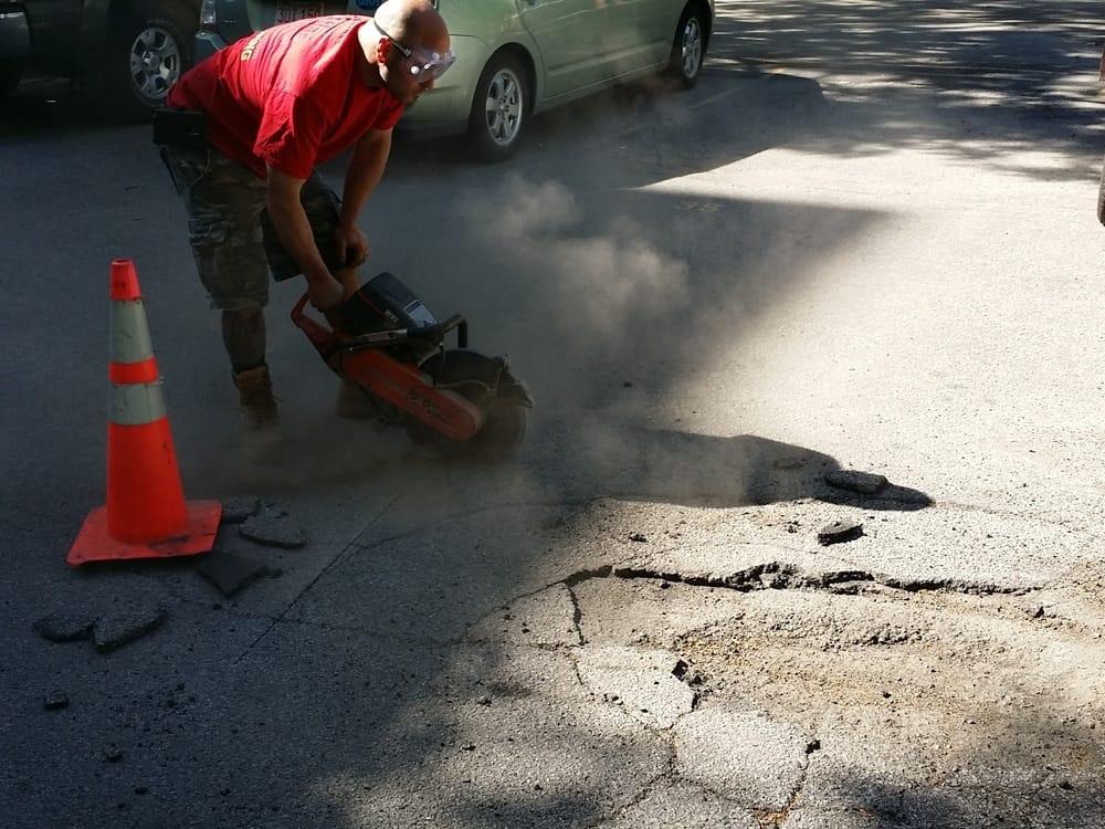 Driveway Repair Services