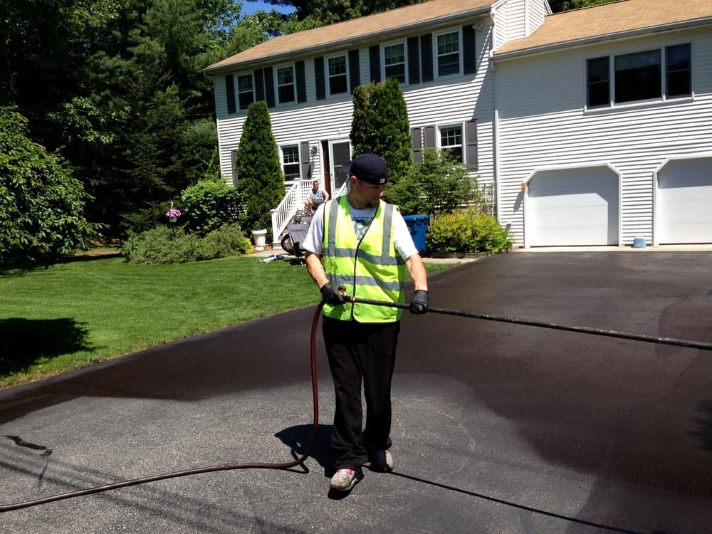 Sealcoating Services